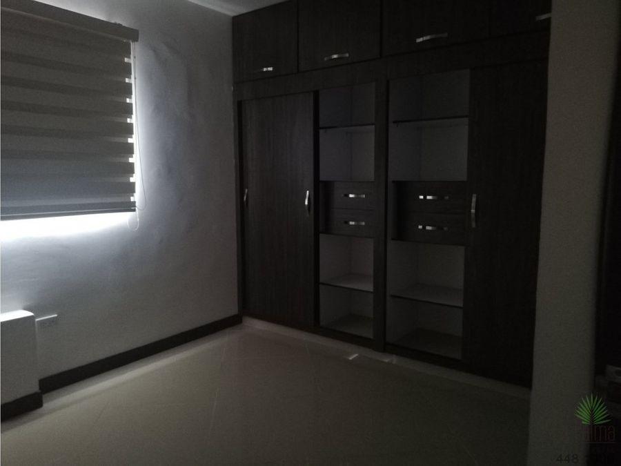 apartamento en arriendo en envigado cod 5883