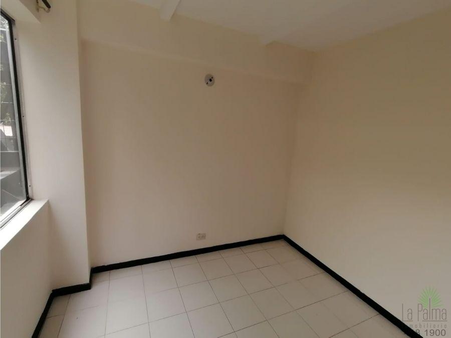apartamento en arriendo en calasanz cod 5813