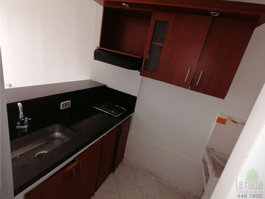 apartamento en arriendo en bombona cod 5840