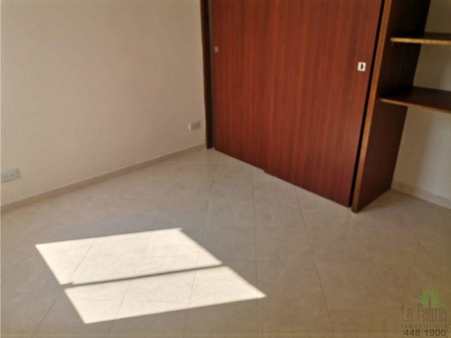 apartamento en arriendo en las palmas cod 6273