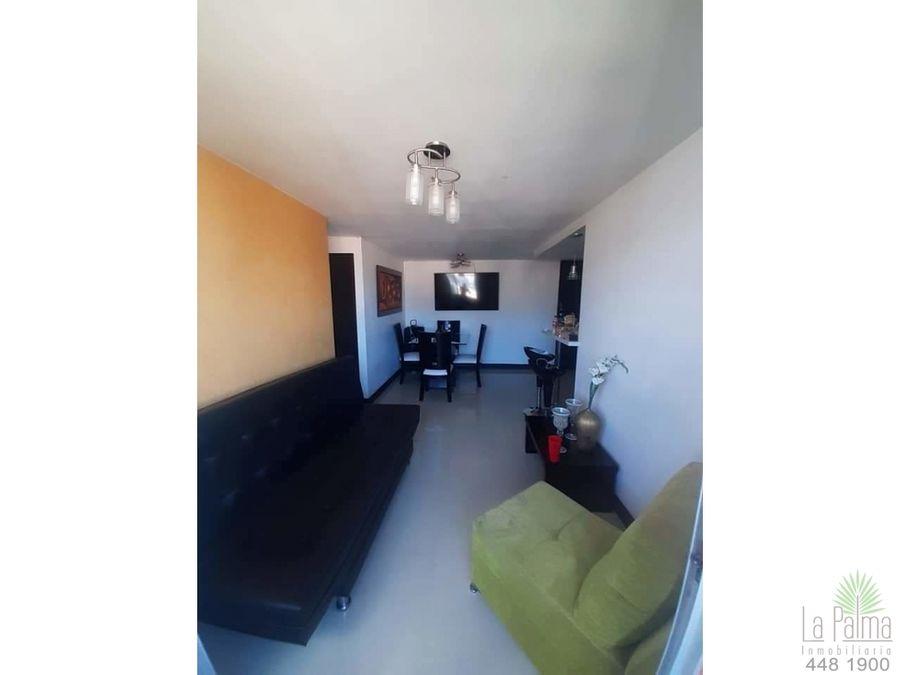 apartamento en arriendo en itagui cod 6455