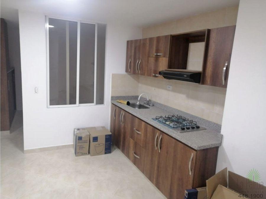 apartamento en venta en envigado cod 6107