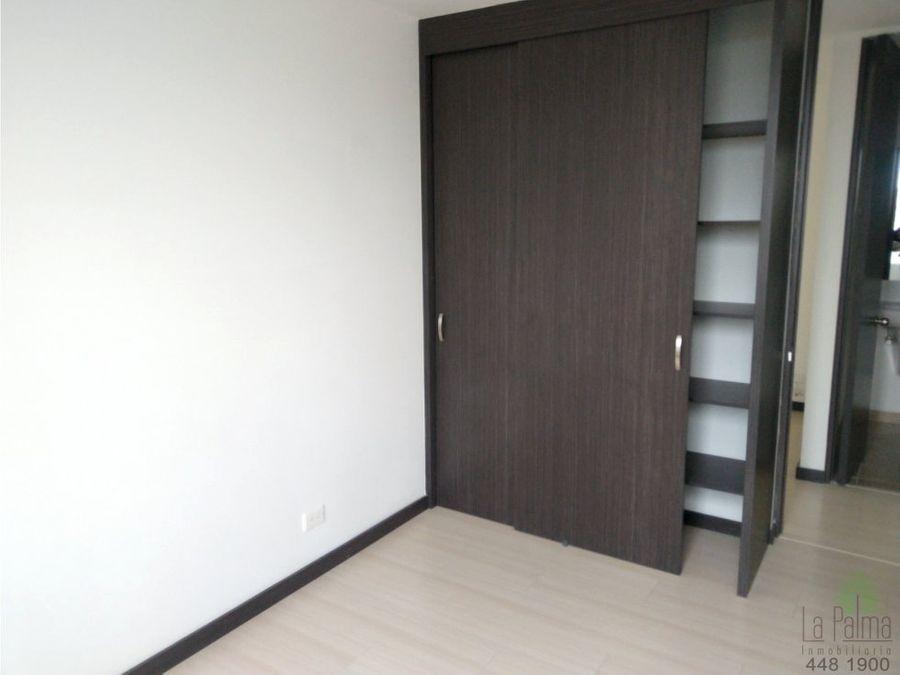 apartamento en arriendo en la estrella cod 6487