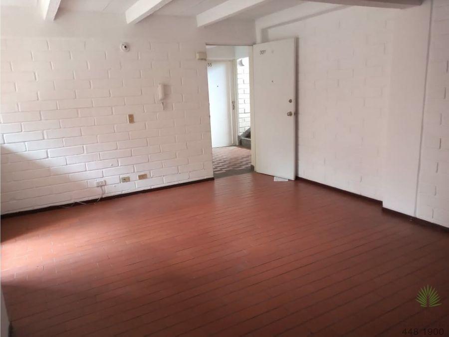 apartamento en arriendo en los colores cod 6438