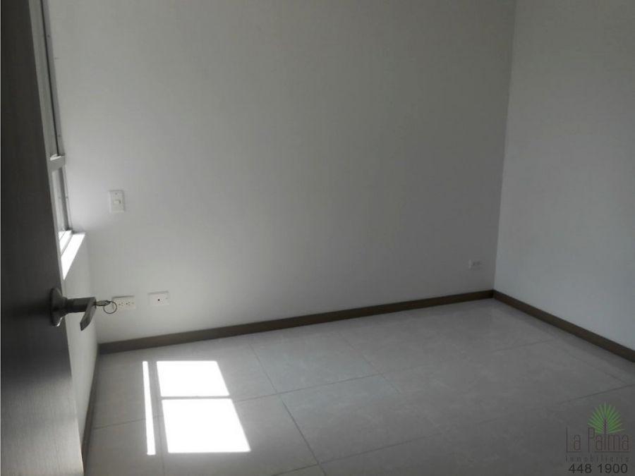 apartamento en arriendo en sabaneta cod 3809