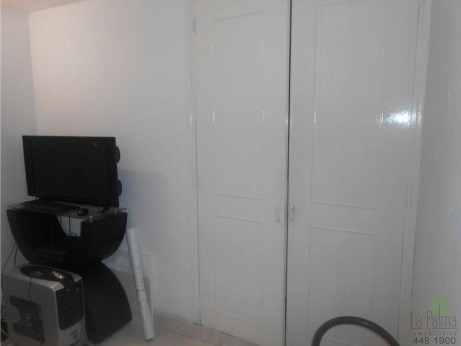 apartamento en venta en bombona cod 4070