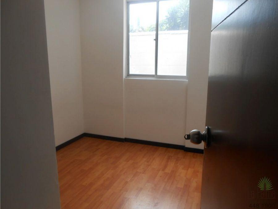 apartamento en arriendo en sabaneta cod 4549