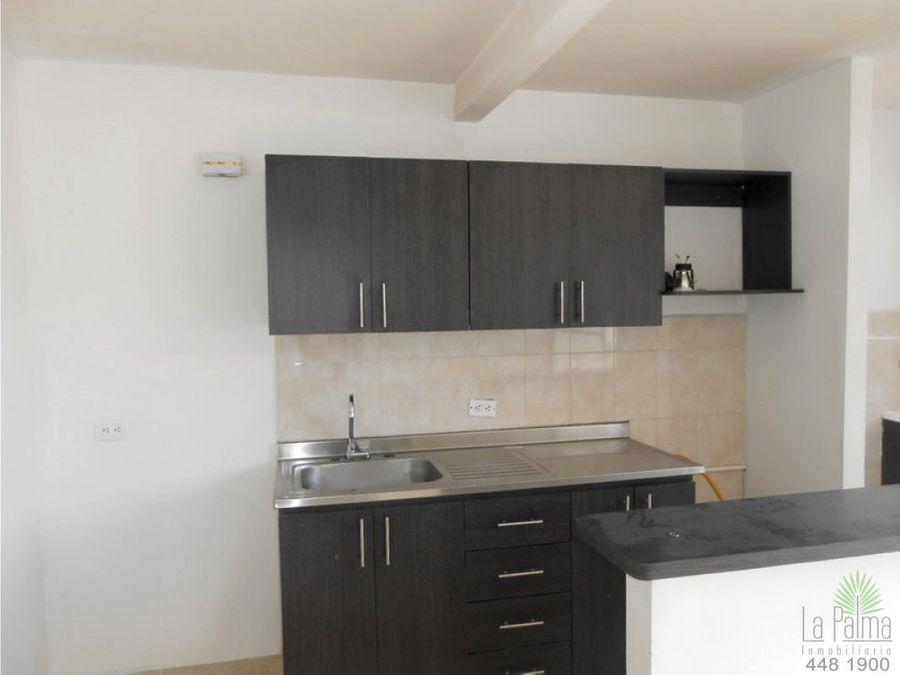 apartamento en venta en la estrella cod 5203