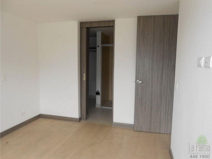 apartamento en venta en la estrella cod 5213