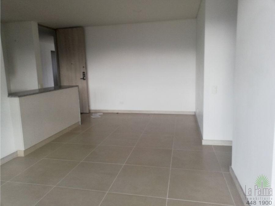 apartamento en arriendo en sabaneta cod 5820