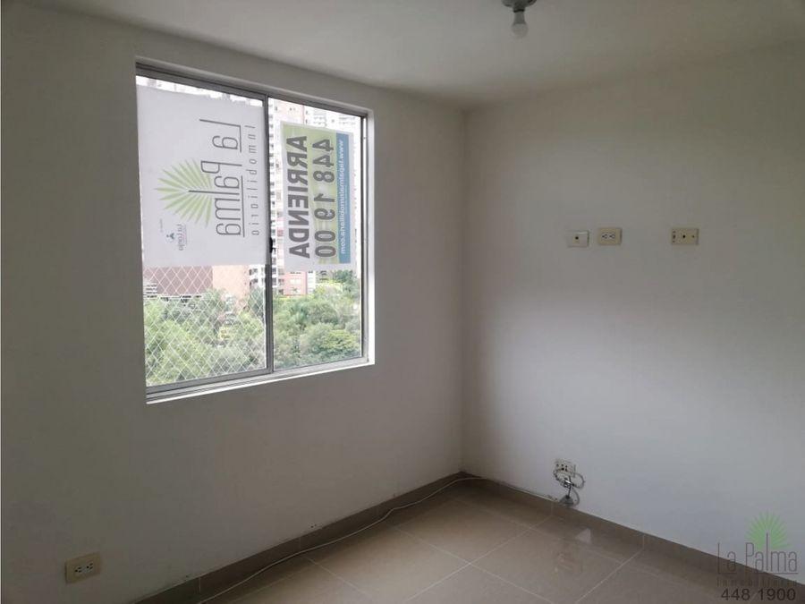apartamento en arriendo la loma de los bernal cod 5947