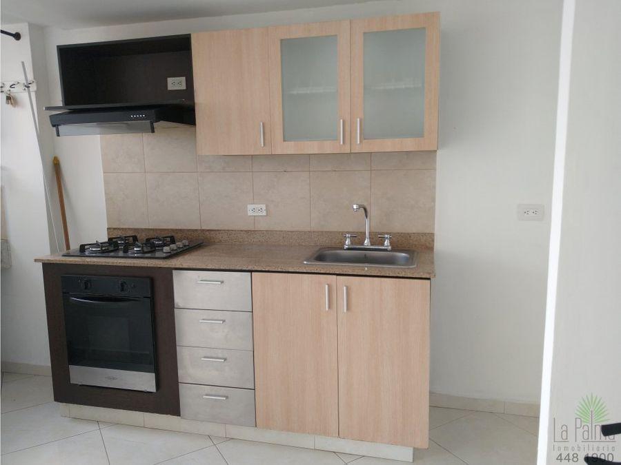 apartamento en venta en itagui cod 6252