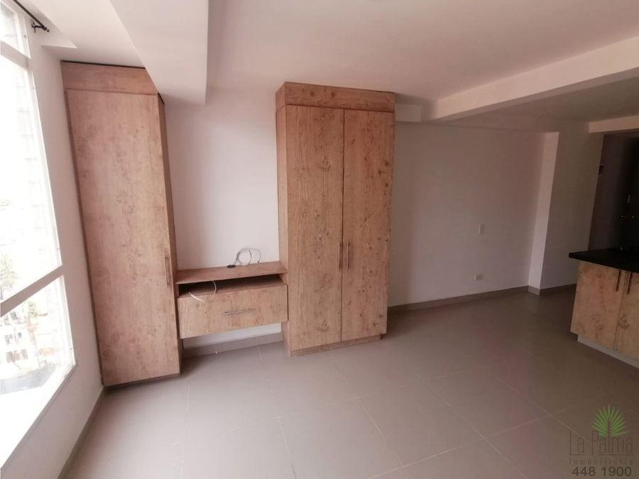 apartamento en arriendo en bombona cod 6440