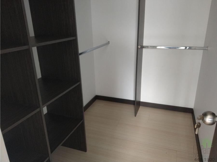 apartamento en arriendo en la estrella cod 6461