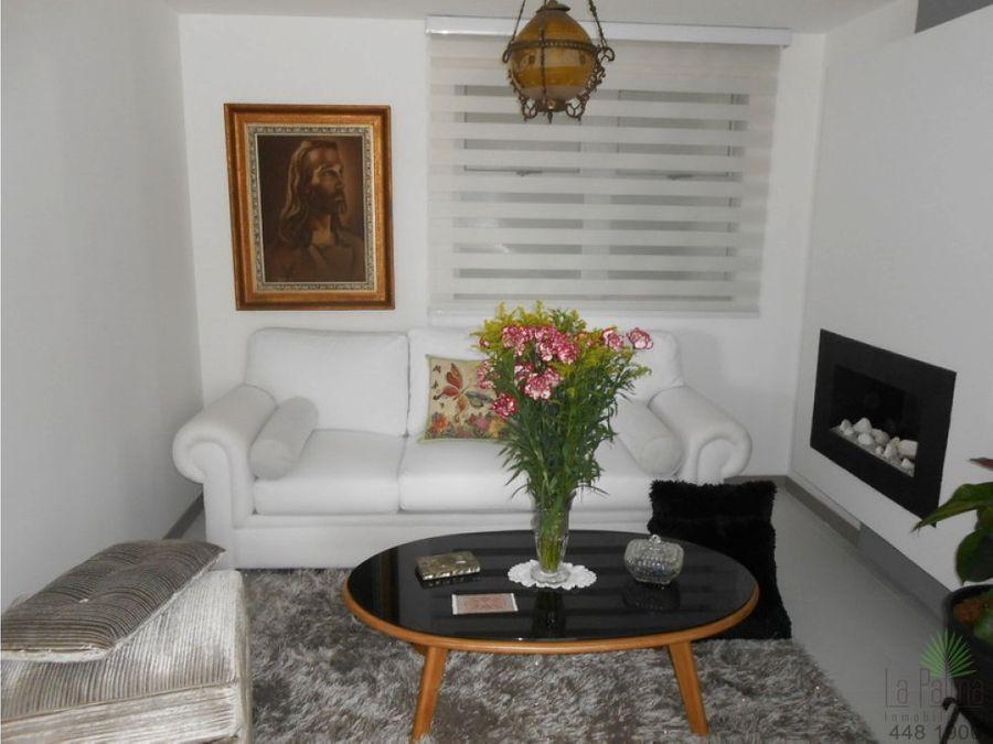 apartamento en venta en la estrella cod 5125