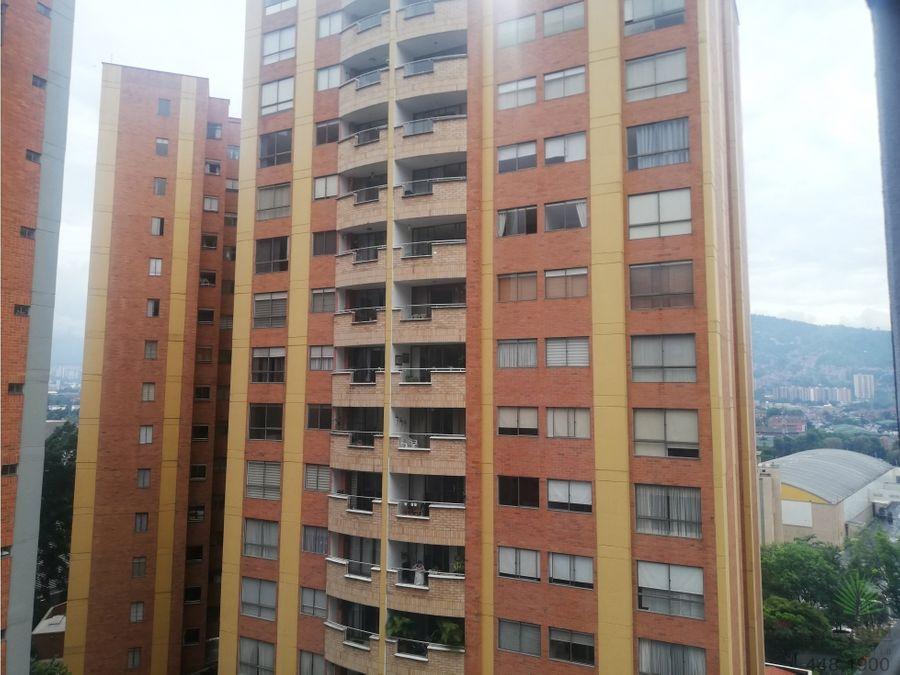 apartamento en arriendo en envigado cod 6489