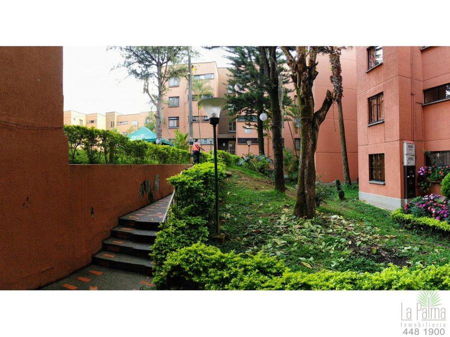 apartamento en venta en villa hermosa cod 6153