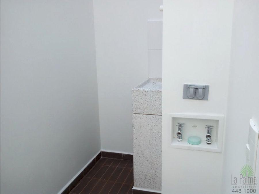 apartamento en arriendo en la estrella cod 3390