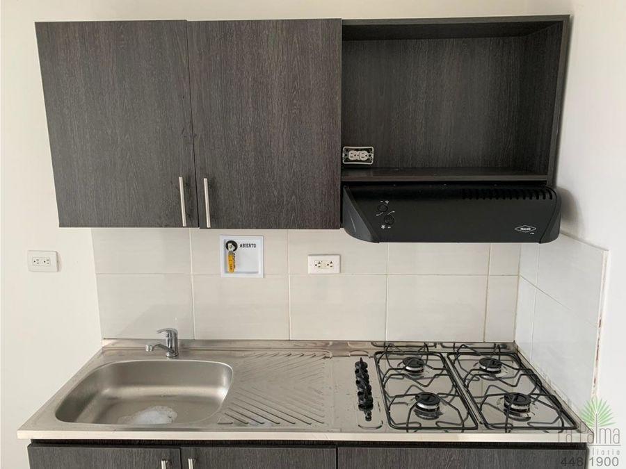 apartamento en arriendo en medellin cod 5935