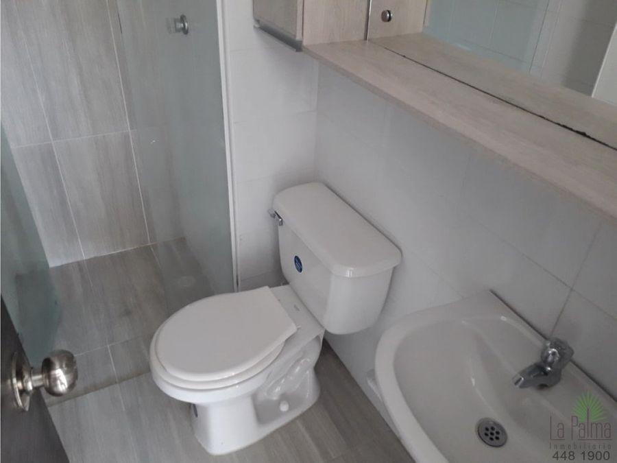 apartamento en venta en bombona cod 2197
