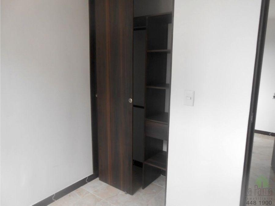 apartamento en arriendo en sabaneta cod 4163