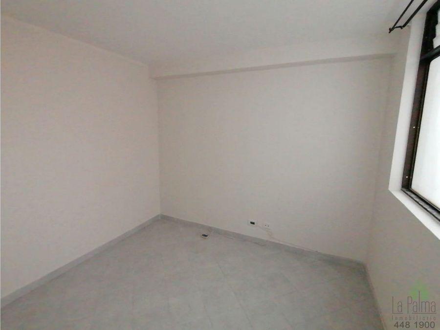 apartamento en arriendo en la castellana cod 6023