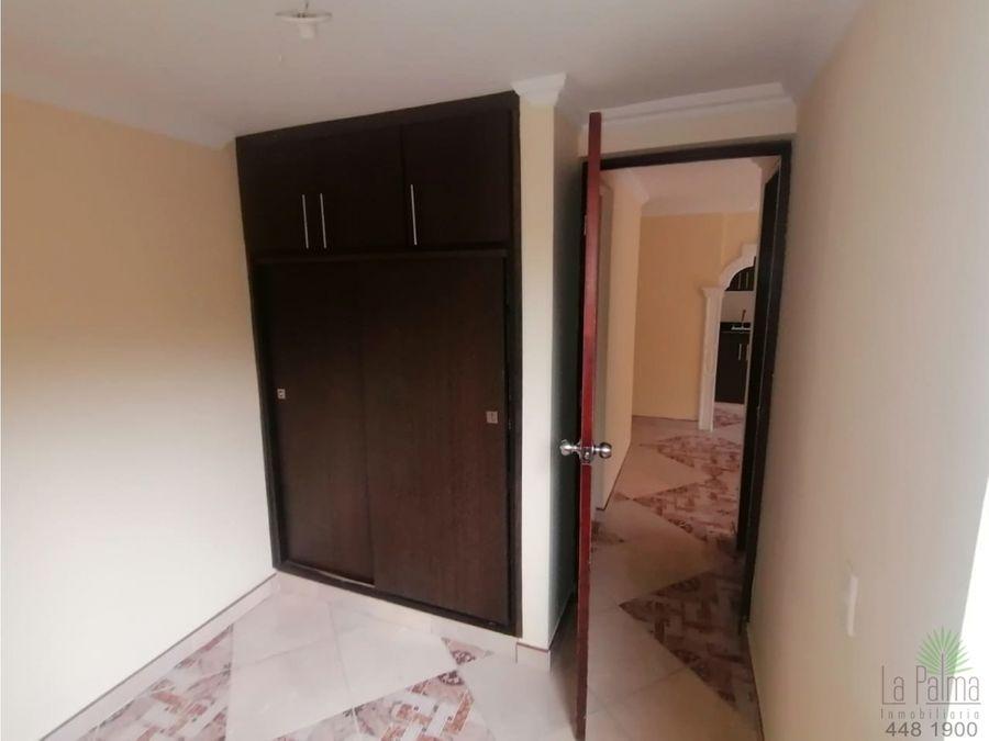 apartamento en arriendo en villa hermosa cod 6069