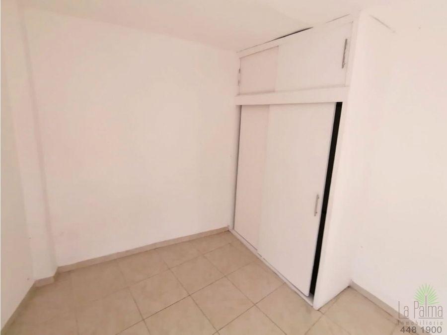 apartamento en arriendo en el chagualo cod 6168