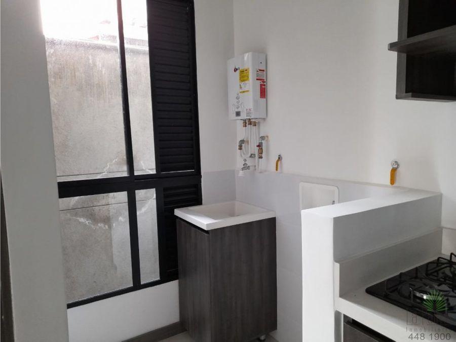 apartamento en arriendo en sabaneta cod 6237