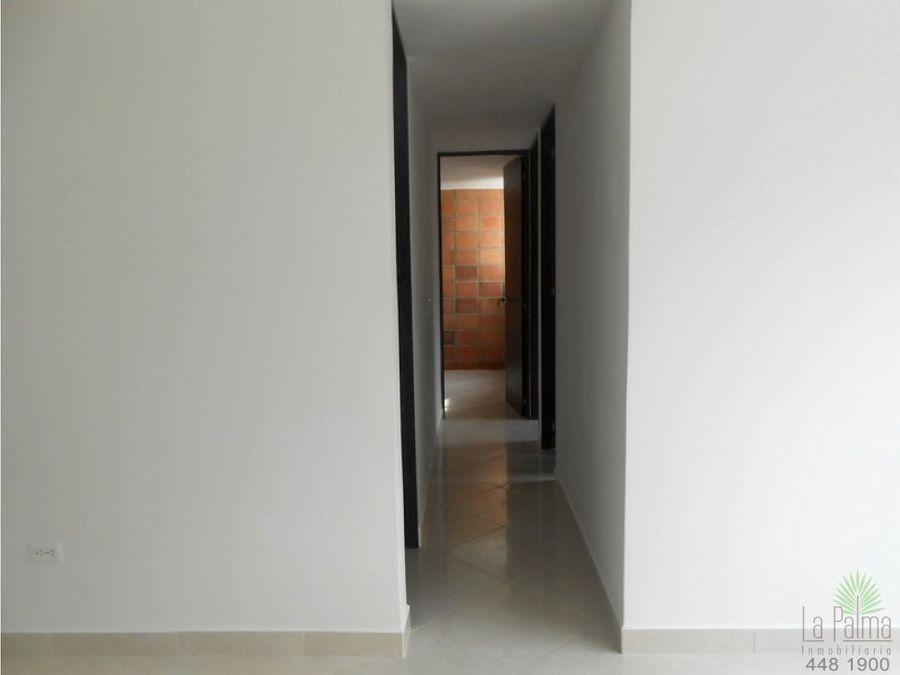 apartamento en venta en itagui cod 2382