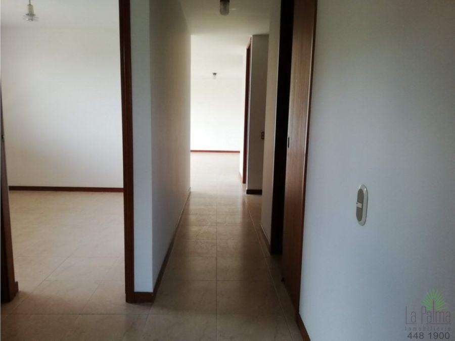 apartamento en arriendo en envigado cod 4124