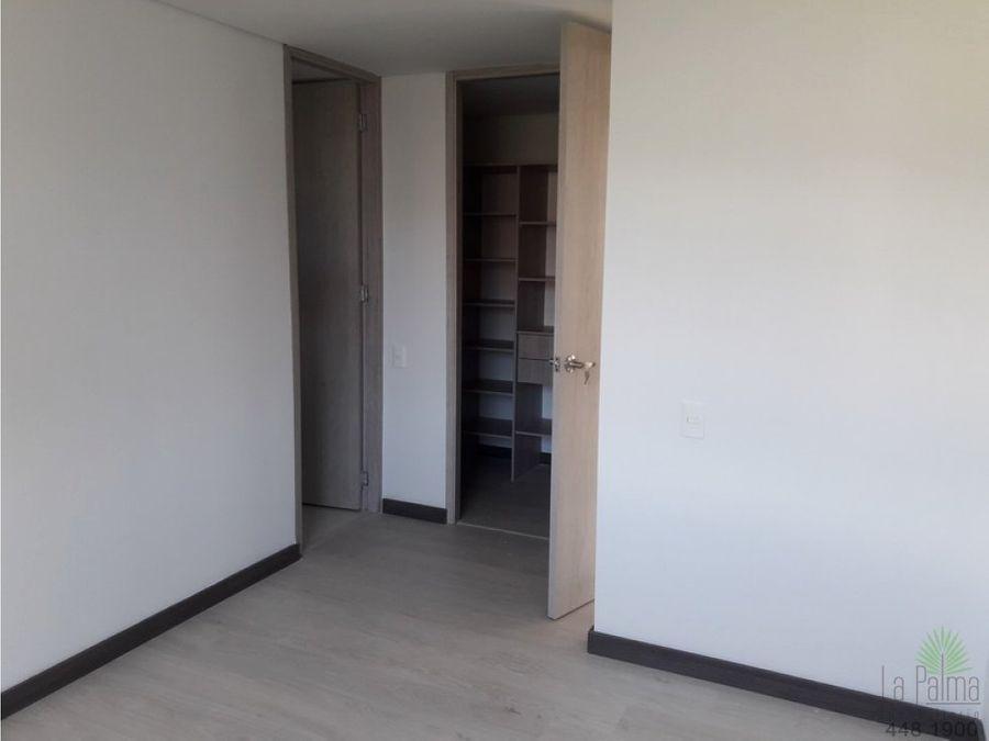 apartemento en venta en sabaneta cod 4218