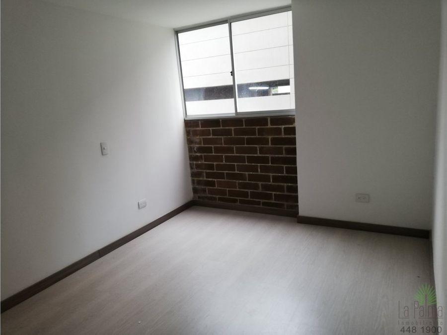 apartamento en venta en itagui cod 5357