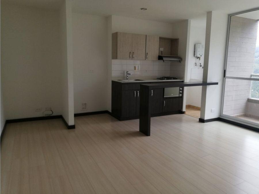 apartamento en arriendo en la estrella cod 5501