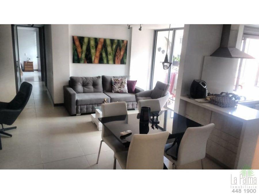 apartamento en venta en envigado cod 5343