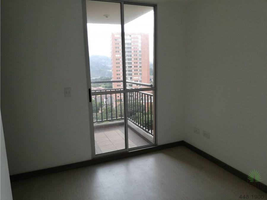 apartamento en venta en itagui cod 5354