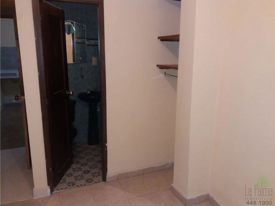 apartamento en arriendo en buenos aires cod 5762