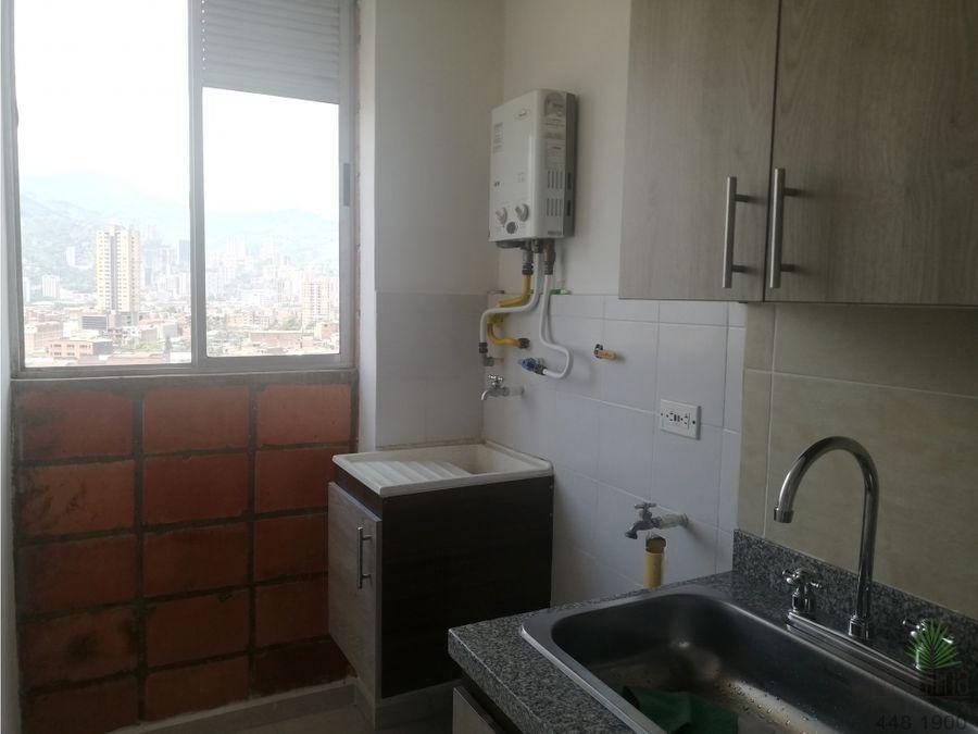 apartamento en arriendo en itagui cod 5807