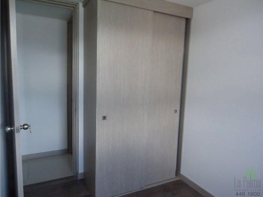 apartamento en venta en sabaneta cod 2497
