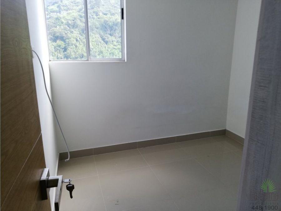 apartamento en arriendo en itagui cod 5019