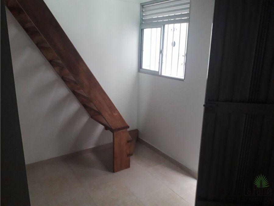 apartamento en arriendo en campo valdes cod 5315