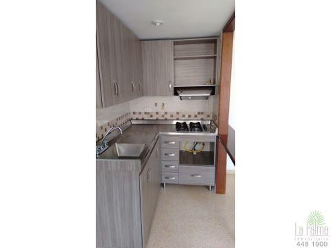 apartamento en arriendo en medellin cod 5978