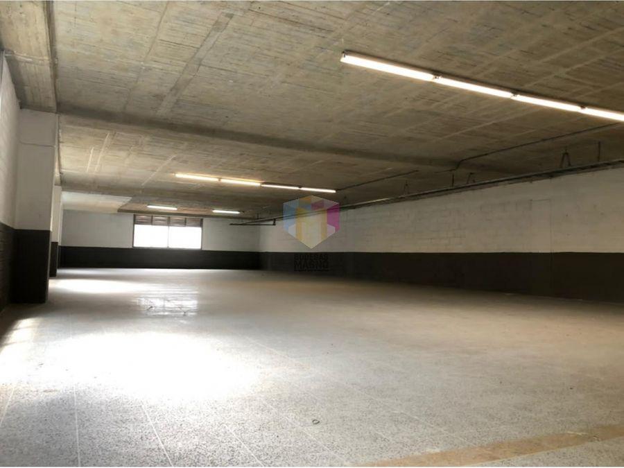 bodega para arriendo en itagui 323m2 parque industrial