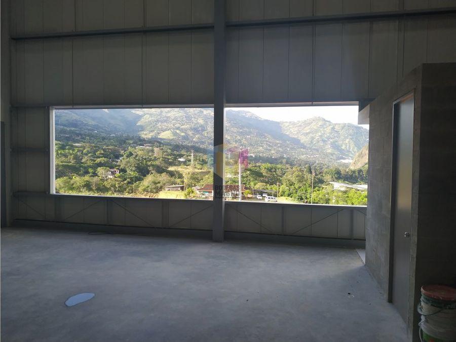 bodega arriendo venta copacabana 532m2 parque industrial