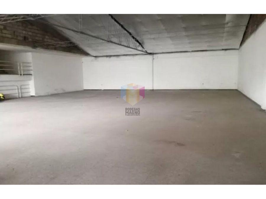 bodega en venta el chagualo 920 m2