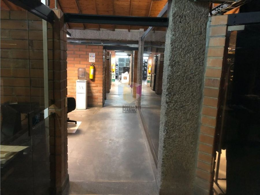 bodega oficina arriendo villa carlota 400m2