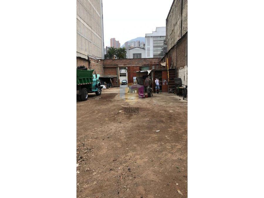 lote arriendo barrio colombia 766m2