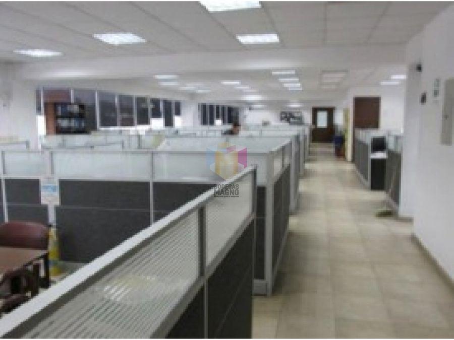 bodega bloque de oficinas venta en itagui 3166m2