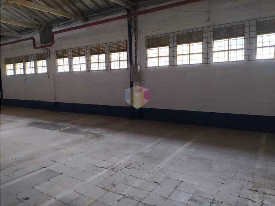 bodega arriendo itagui 1000 m2 parque industrial medellin