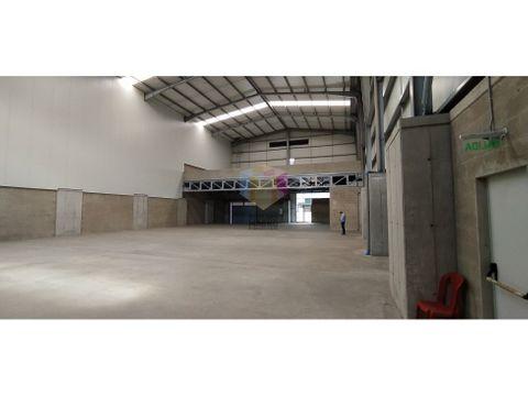 bodega arriendo venta copacabana 990 m2 parque ind